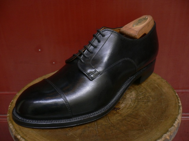 CAPTOE BLACK CALF
