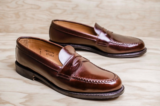 PENNY LOAFER BROWN CHROMEXEL