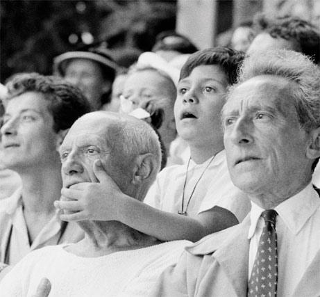 Pablo.Picasso.Vallauris.1955.E.00402824.Tension