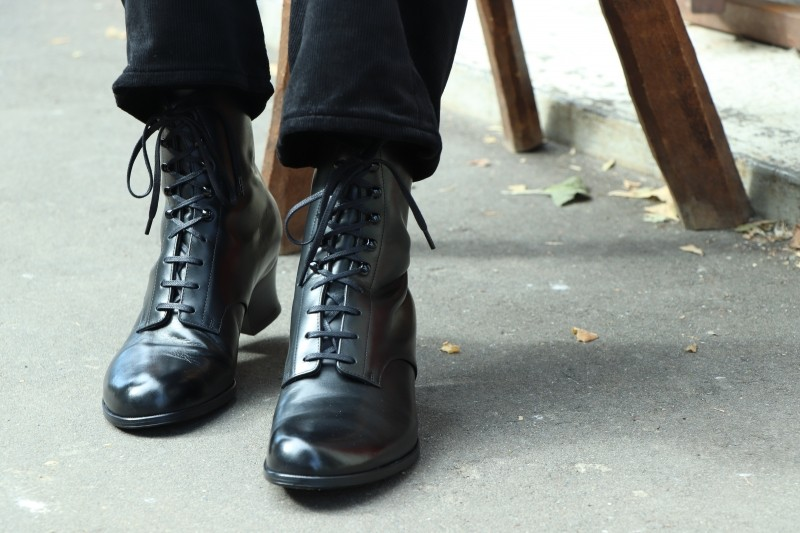 """""""ALHAMBRA BOOTS"""" made in France"""