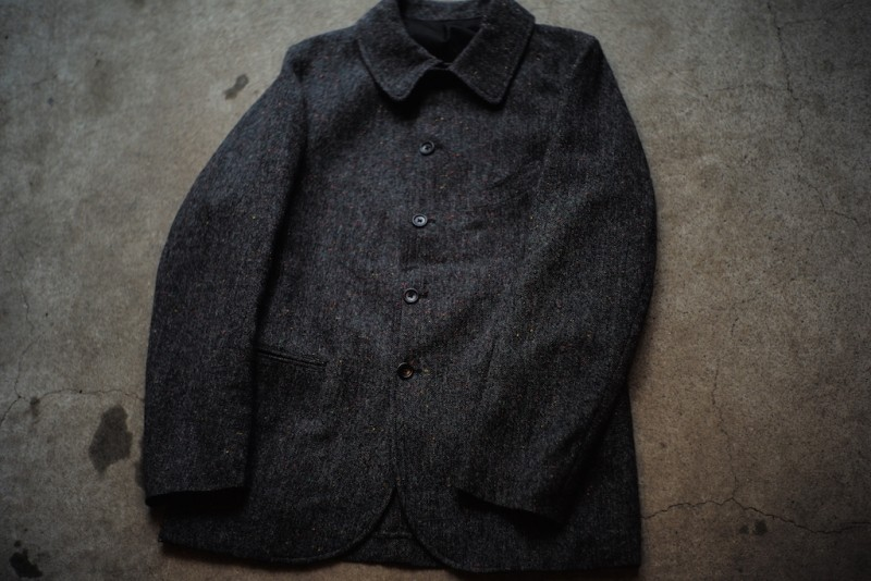 """FRENCH GARMENTS """"ALBERT JACKET DONEGAL TWEED"""""""