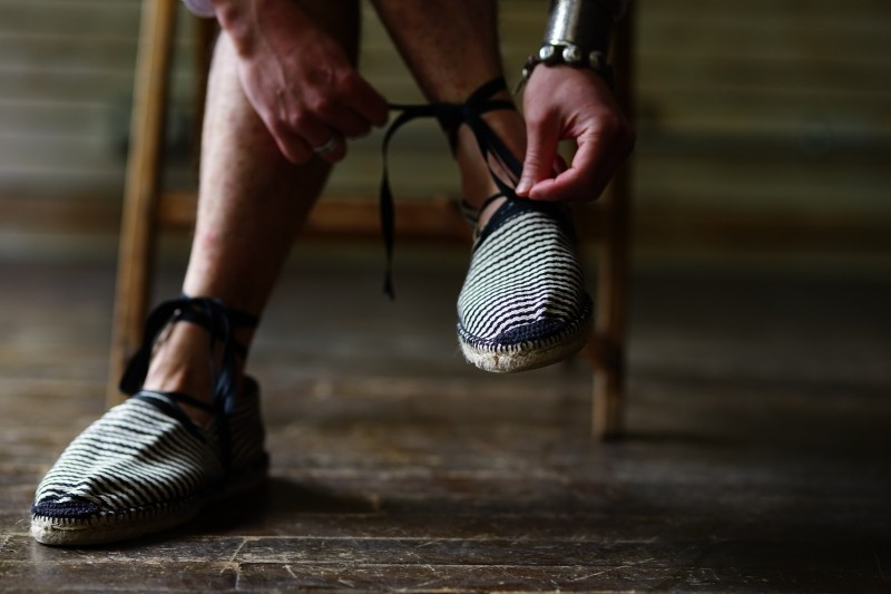 """""""ESPADRILLE"""" made in France"""