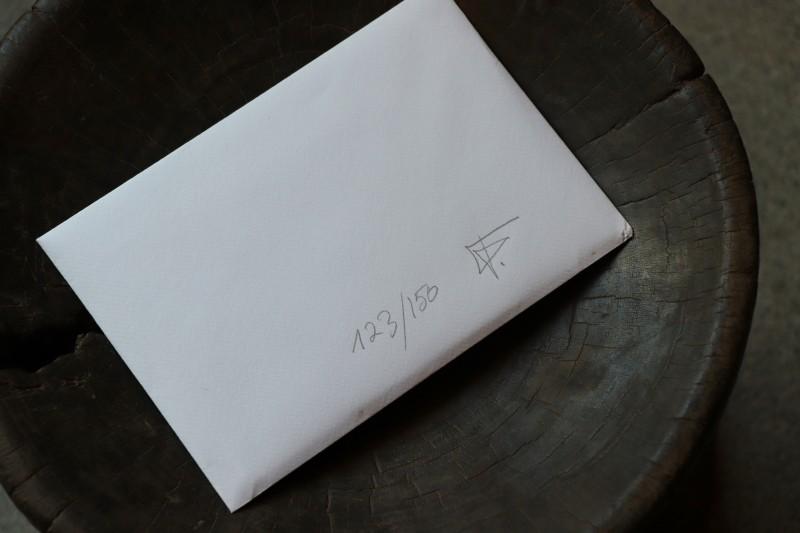 """""""PIERRE FOURNIER"""" POST CARD"""
